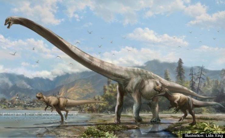 Pronađena nova vrsta dinosaurusa