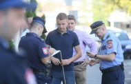 Dva lica lišena slobode u Čelincu, u toku uzimanje izjava