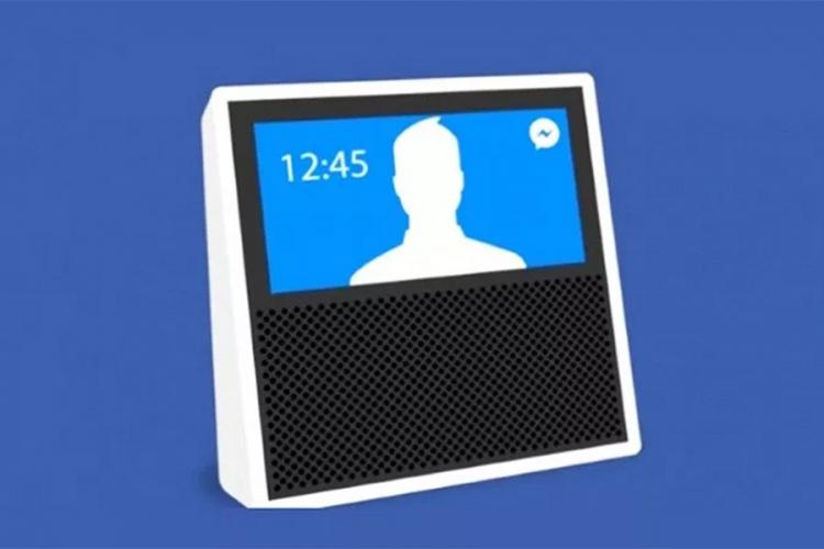 Uskoro stiže Facebook pametni zvučnik