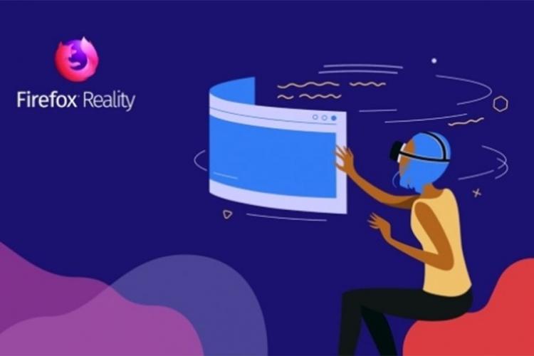 Mozilla objavila Firefox Reality