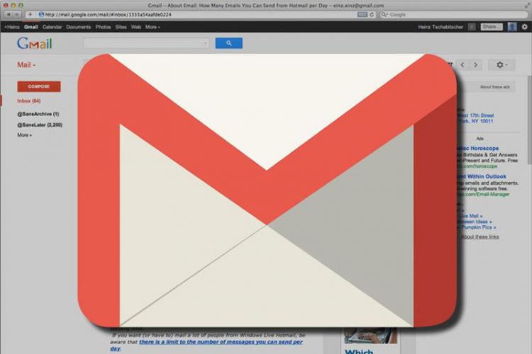 Photo of Svaku desetu poruku na Gmail-u napisao je robot