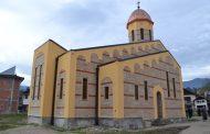 Srpski patrijarh osveštaće danas hram u Bihaću