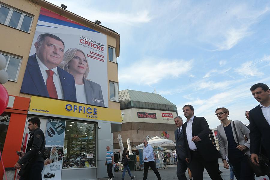Photo of Zobenica: Opozicija incidentima prikuplja političke poene