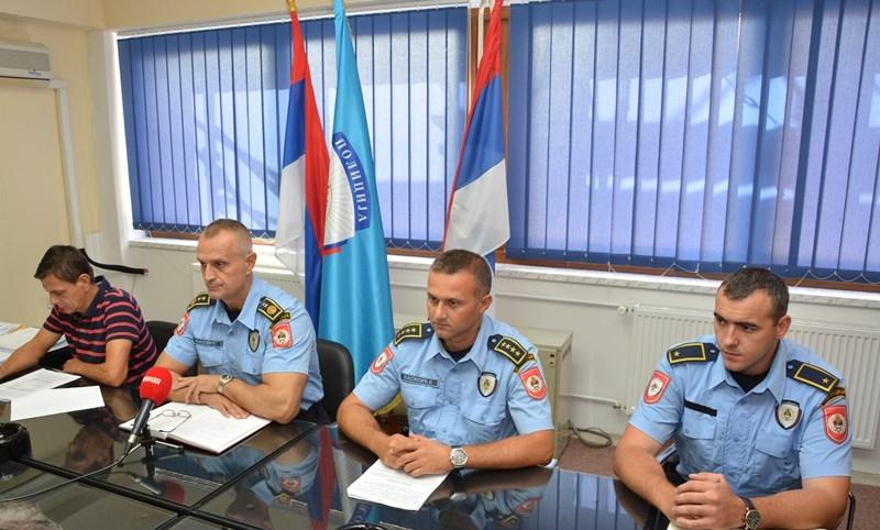 Abazović: U avgustu otkriveno osam, a za tri dana septembra 56 migranata