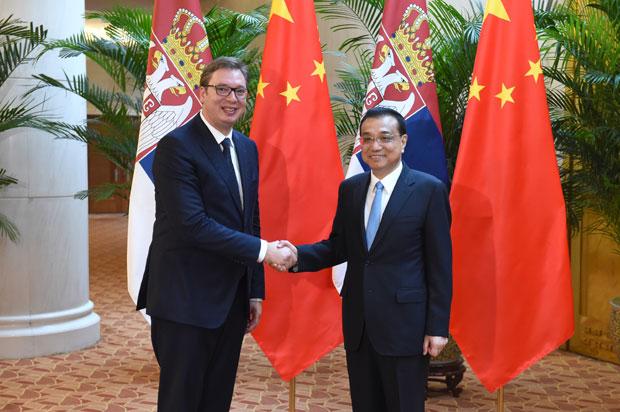 Kina želi nezavisnu, samostalnu i jaku Srbiju