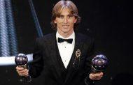 Modrić najbolji fudbaler na svijetu