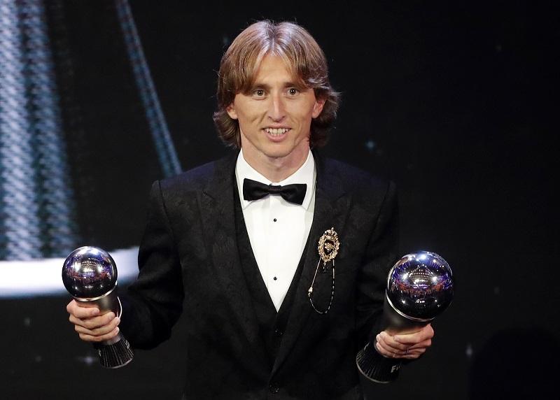 Photo of Modrić najbolji fudbaler na svijetu