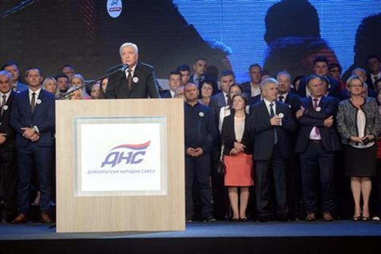 Pavić: Želimo da budemo odlučujući faktor u formiranju vlasti