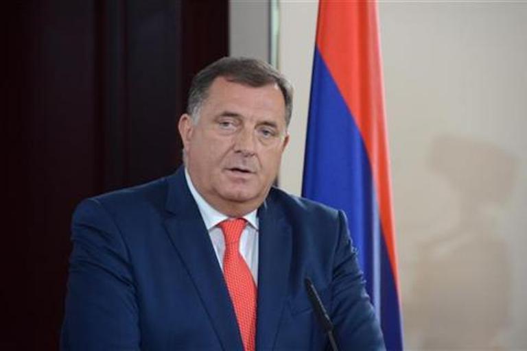 Dodik: U Sarajevu ću jačati poziciju Srpske i Srpskog naroda
