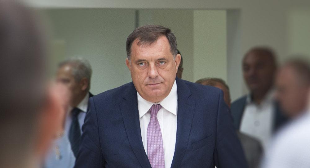Dodik: Napad iz očaja na srpski narod
