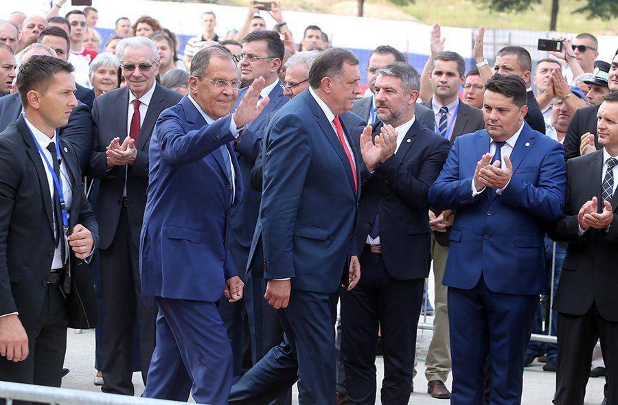 Photo of Lavrov izrazio zahvalnost za izgradnju rusko-srpskog hrama i duhovno-kulturnog centra