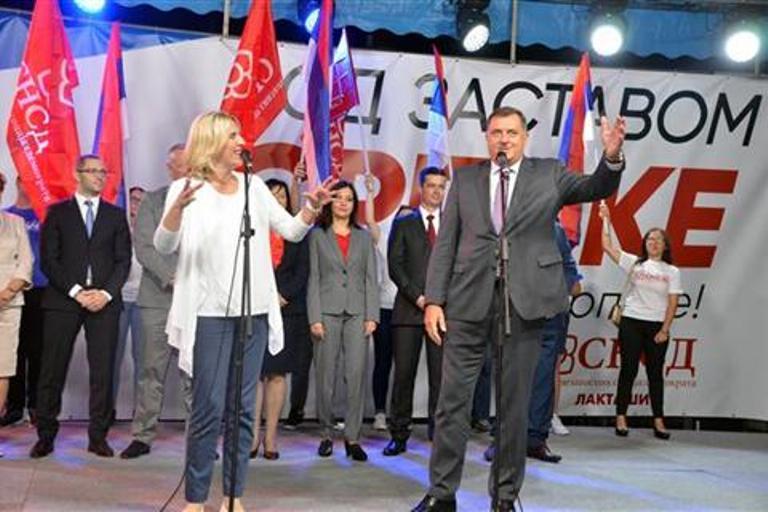 Photo of Dodik: Ideja SNSD-a saobraćajna i politička integracija sa Srbijom