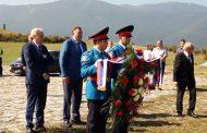 Predsjednik Srpske položio vijenac na spomenik žrtvama ustaškog zločina