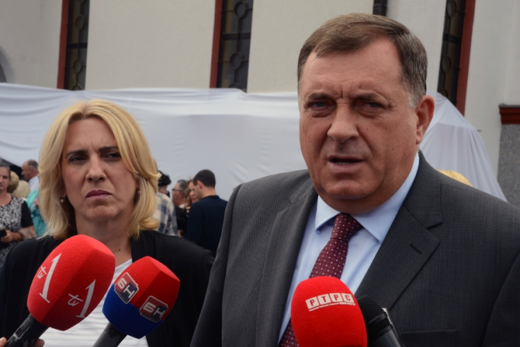 Photo of Protesti nesumnjivo s ciljem destabilizacije Srpske, direktno umiješana Kormakova