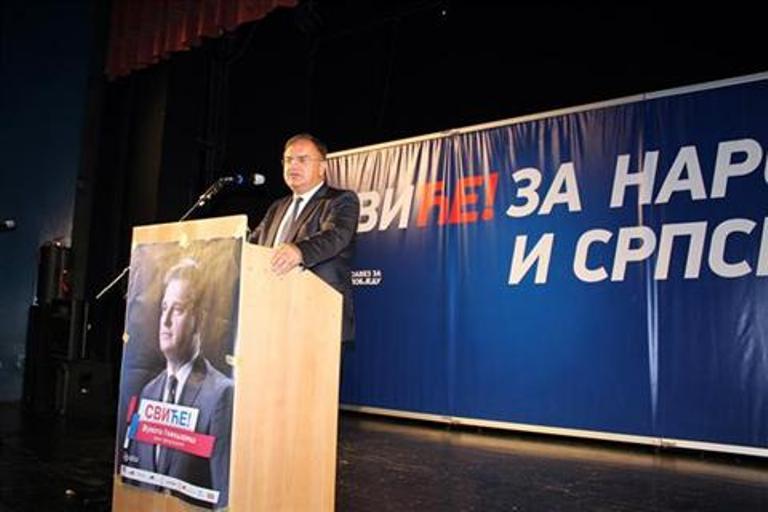 Ivanić: Građani podrškom SzP-u biraju ekonomsku obnovu i investicije