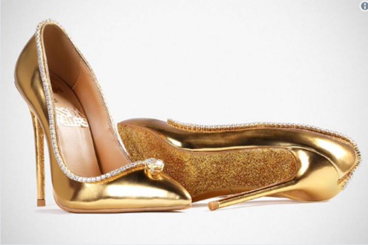 Procurile prve fotografije najskupljih cipela na svijetu
