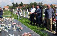 Odata počast prvim žrtvama NATO bombardovanja u Srpskoj