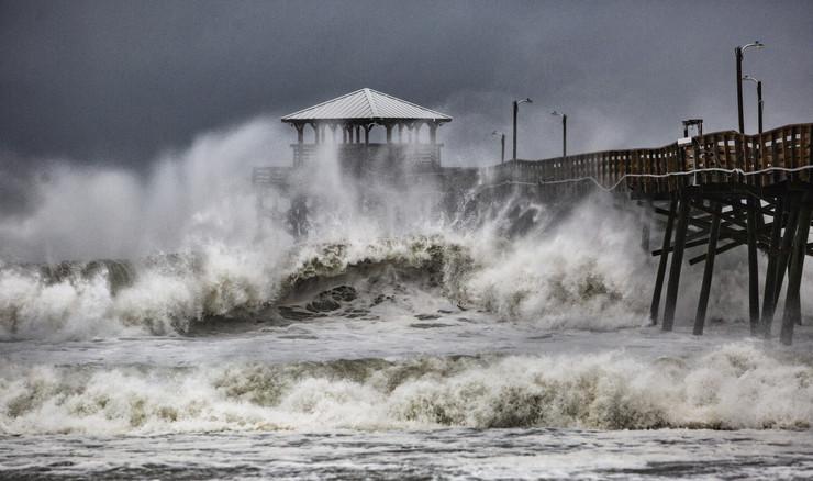 Oluje će biti sve moćnije i pojavljivaće se tamo gdje ih nema