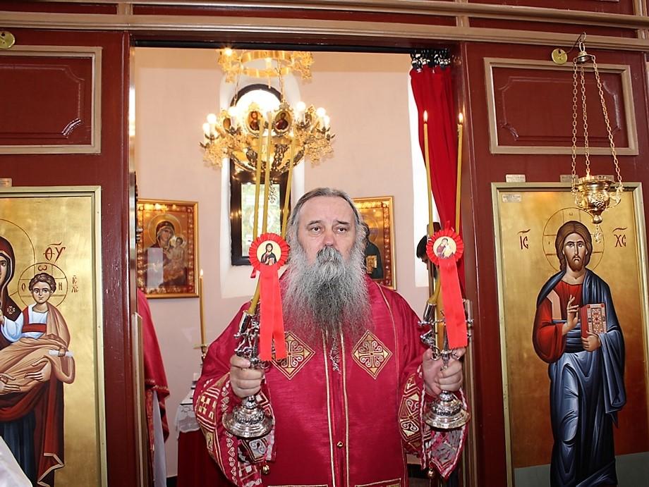 Photo of Vladika Fotije osveštao ikonostas u Podgajevima (foto)