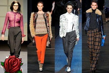 Photo of Ove pantalone će biti glavni trend za jesen