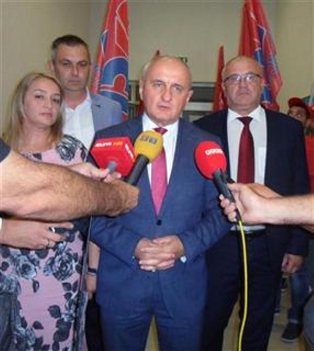 Đokić: Socijalisti se zalažu za sveobuhvatan razvoj Srpske