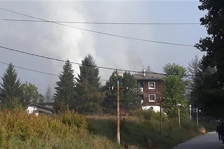 Photo of Požar na Koranu pod kontrolom