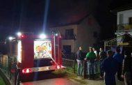 Izgorio krov porodične kuće u Šekovićima