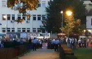 Verbalni sukob na Trgu Krajine, jedna osoba privedena