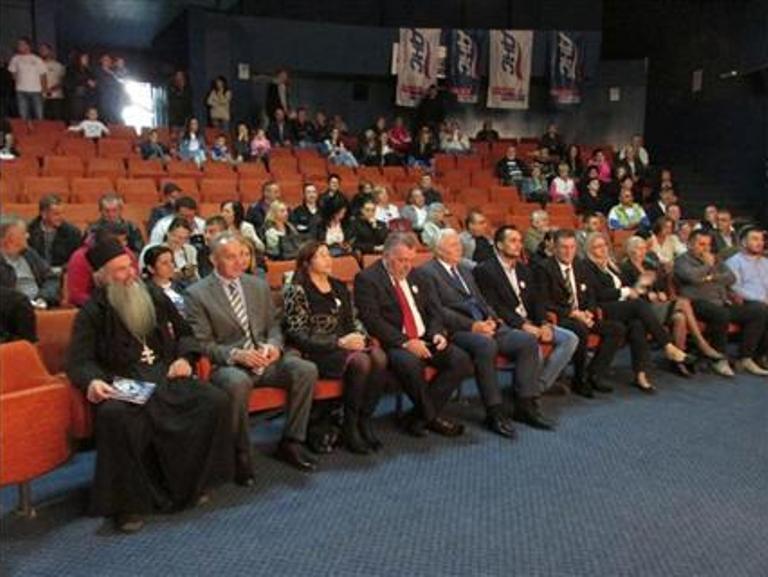 Pavić u Srebrenici: Očekujemo 15 poslanika i mjesto predsjednika Vlade RS
