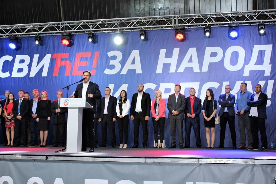 Photo of Ivanić: Ne želim da srpski narod bude zavađen ni sa Bošnjacima ni sa Amerikancima, niti sa EU
