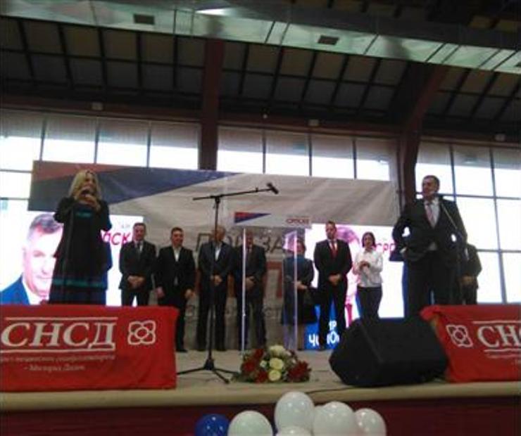 Dodik: Sokolac ima perspektivu