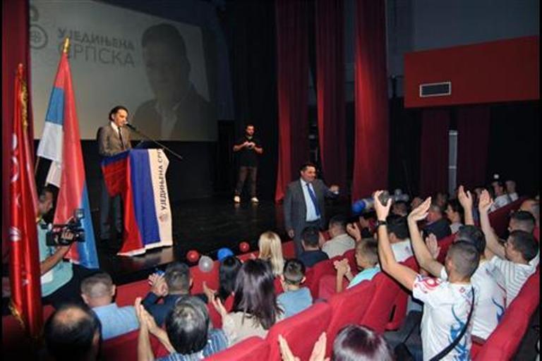 Stevandić: Ekonomska i Nacionalna politika US garant razvoja RS Sarajevu