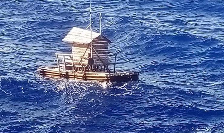 Tinejdžer preživio sedam nedjelja na otvorenom moru 125 kilometara daleko od obale