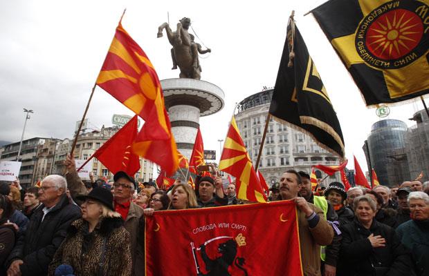 Makedonski narod na današnjem referendumu održao lekciju svima na Balkanu