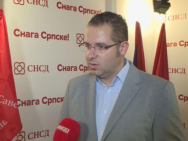 Kovačević: Opozicija nema ništa da ponudi osim mržnje
