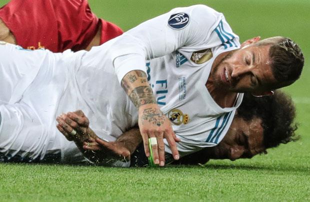 Ramos: Dobijao sam pretnje smrću zbog povrede Salaha