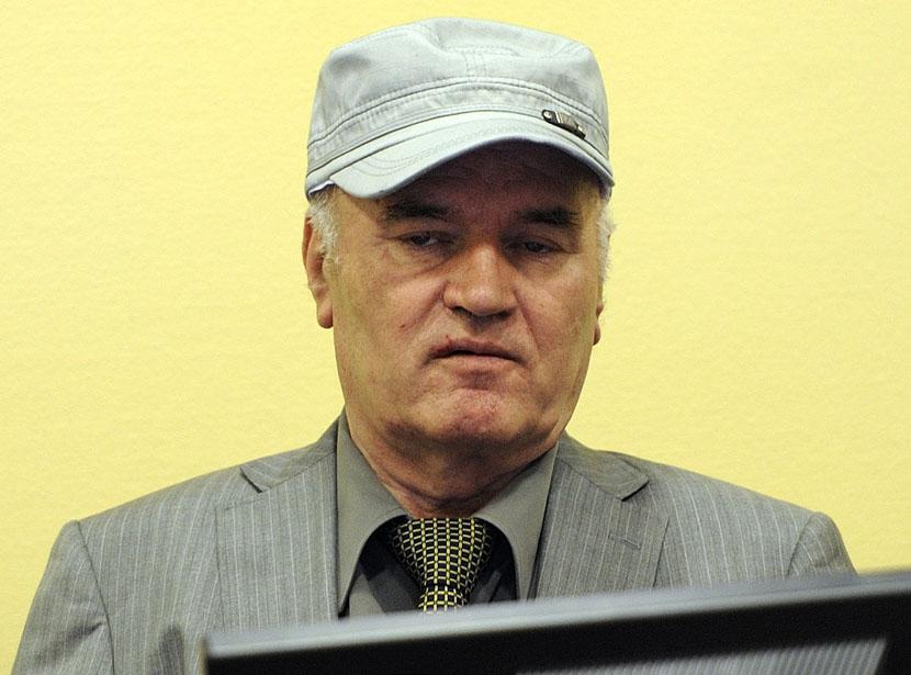 Photo of Haški zatvorenici u potpunoj izolaciji, generalu Mladiću ne prilaze ni doktori