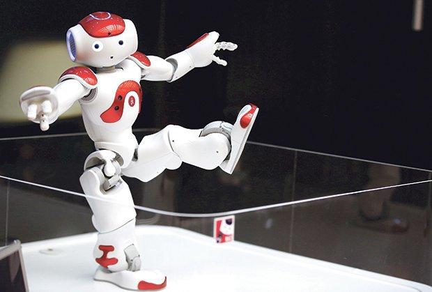 Roboti nikada neće zamijeniti ljude u umjetnosti