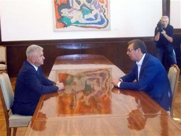Razgovarano o budućoj saradnji RS i Srbije