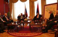 Počeo sastanak Dodika i Lavrova