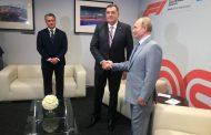 Dobri odnosi i uspješna saradnja Rusije i Srpske (foto/video)