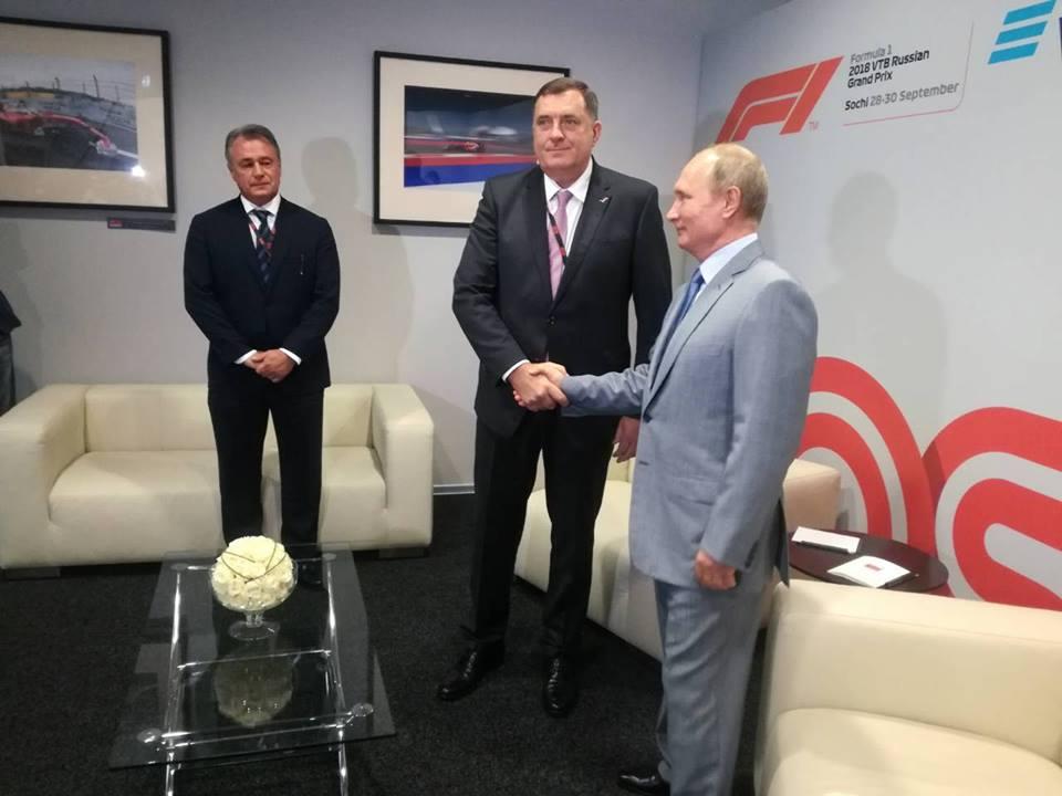 Photo of Dobri odnosi i uspješna saradnja Rusije i Srpske (foto/video)