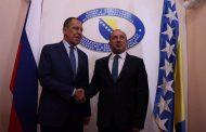 Zahvalnost Lavrovu na principijelnim stavovima
