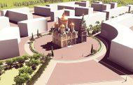 Sutra osveštanje temelja hrama i duhovno-kulturnog centra