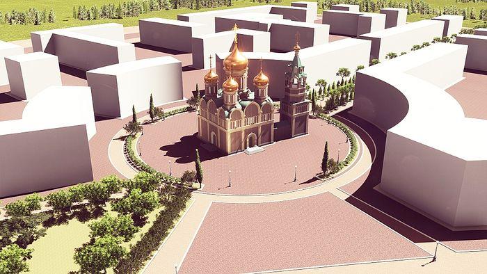 Photo of Sutra osveštanje temelja hrama i duhovno-kulturnog centra