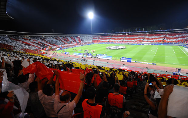 BLAMAŽA HRVATA KOJOJ SE SMIJE REGION: Dobrodošli na stadion Mitar Mirić (foto)