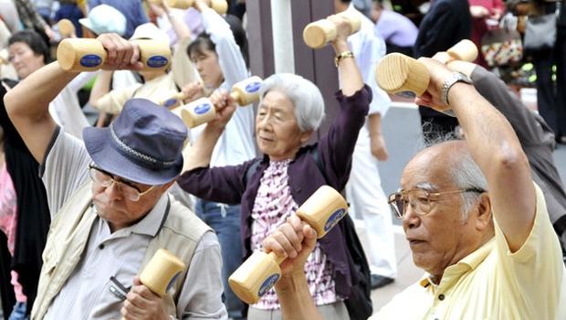 Broj stogodišnjaka u Japanu u porastu 48 godina zaredom