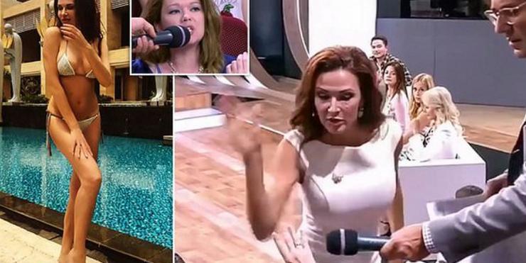Photo of Gošća iz publike izvrijeđala glumicu koja je trudna, a onda je ova krenula ka njoj (video)