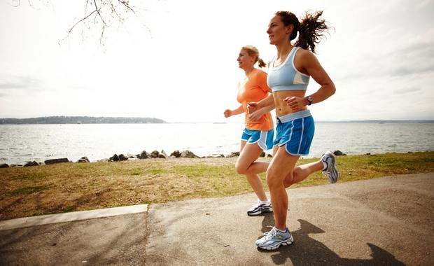Trčanje može proći bez upala
