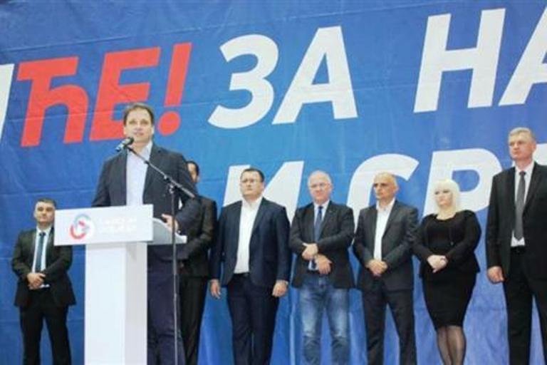 Govedarica: Biću predsjednik svih građana